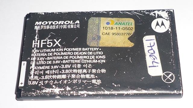 Bateria Semi Nova H5FX 1650mAh 3.8V