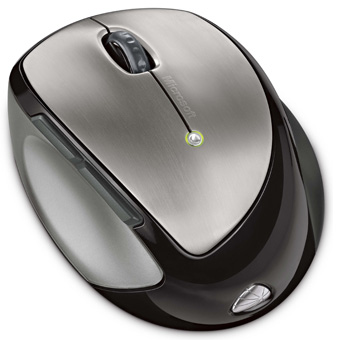 Microsoft® Móbile Memory Mouse 8000 1GB FLASH MEMORY