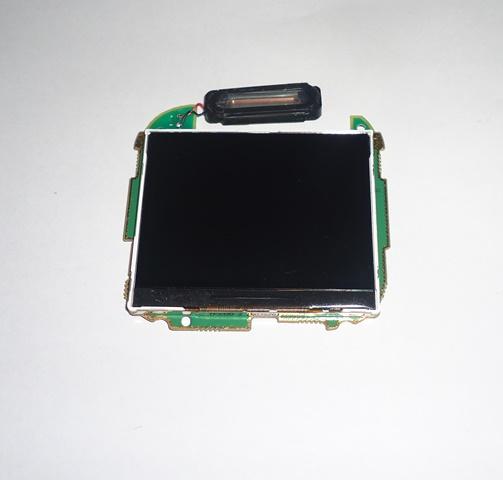 Tela Display C/ Alto Falante Articulador Alcatel OT-810D GLAM