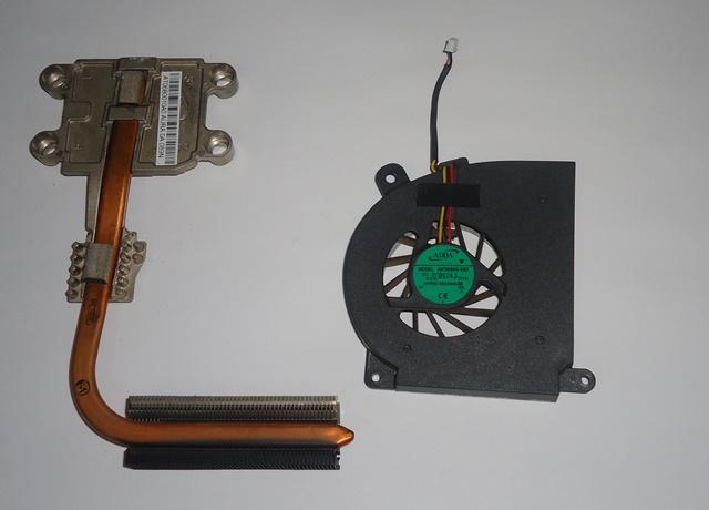Cooler e Dissipador Notebook Emachines E620  AB7505HX-EB3