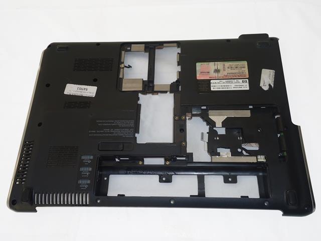 Carcaça Base Notebook HP Pavillion DV5-1140 / 1120BR Preta Semi Nova