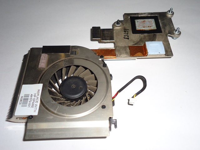 Cooler e Dissipador Notebook HP Pavillion DV5-1140