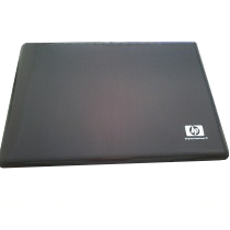 Carcaça Moldura Notebook HP Pavillion DV5-1140 Preta Semi Nova