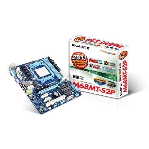 Placa Mãe Gigabyte GA-M68MT-S2P DDR3 AM3 NF