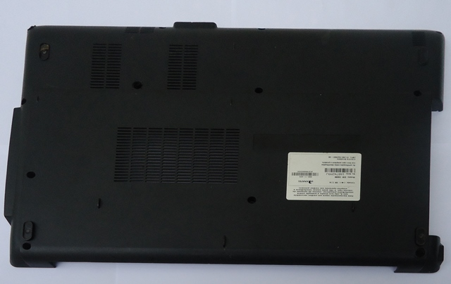 Carcaça Base Notebook  Positivo Sim 2460M Preta Semi Nova