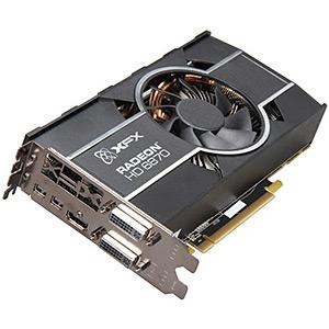 Placa de Vídeo PCI-E XFX HD6870 HD687AZHFC 1GB GDDR5