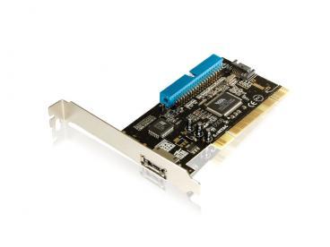 Placa PCI - IDE + E-SATA + SATA 9133