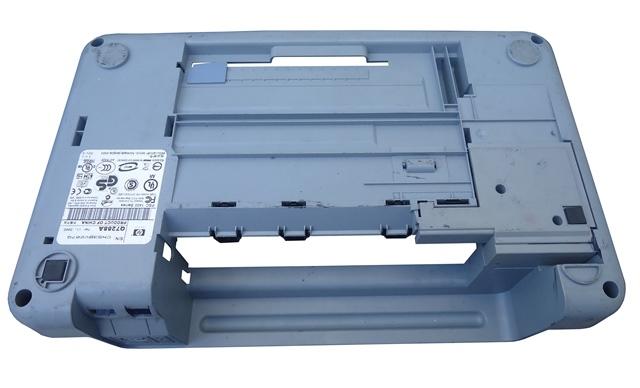 Carcaça Base Impressora HP PSC 1410 SDGOB-0503 Cinza Semi Nova