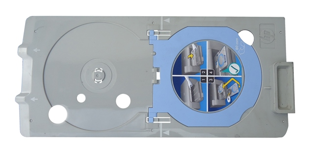 Bandeja de CD / DVD  Impressora Multifuncional HP Photosmart C5280