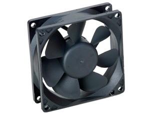 Ventilador 8x8cm CF-12825 Conector Fonte