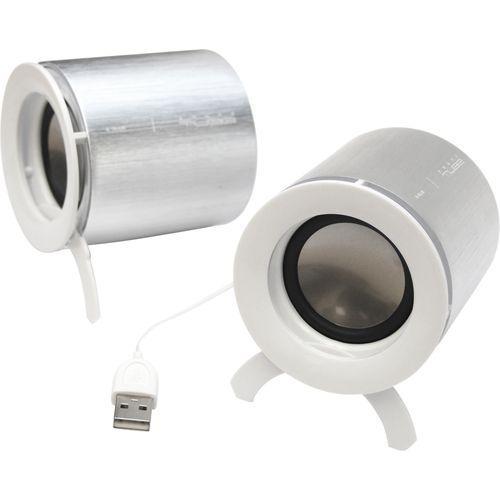 Caixa Multimídia 2.0 USB Tube Sound E-BLUE
