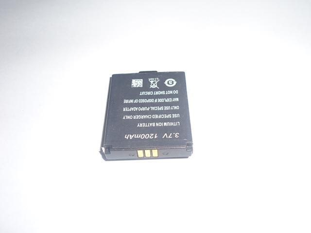 Bateria Semi Nova Câmera 3.7V 1200mAh