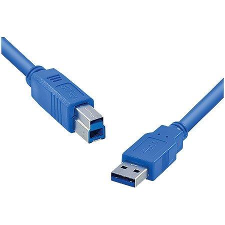 Cabo USB 3.0 - AM x BM Gaveta Externa 2 Metros