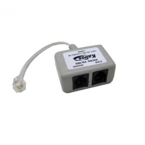 Filtro Modem ADSL 2 SAIDA F2T2  KAIROS