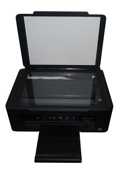Impressora Epson XP-214 Preta  Defeito Na Cabeça de Impressão