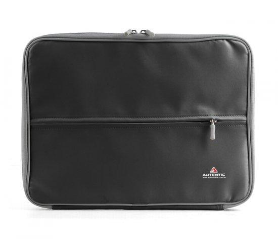 Pasta Case P/ Notebook C/ Ziper Preta AUPA-A78A-PT