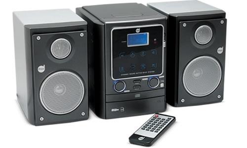 Micro System Dazz 10W RMS CD USB RADIO SD DZ-65986