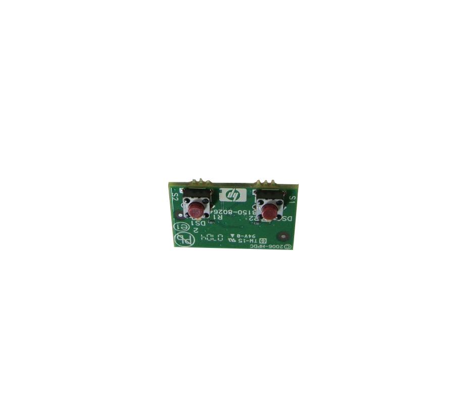 Placa Botões Impressora HP Multifuncional Deskjet C3180