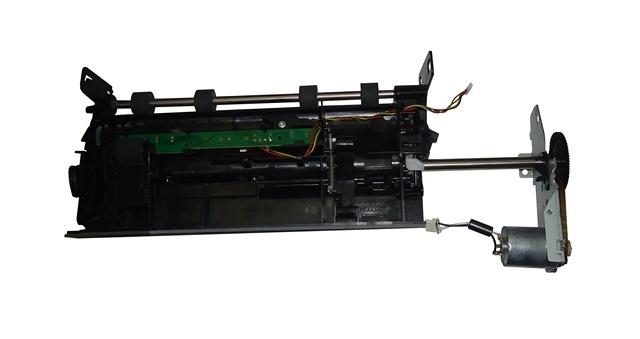 Conjunto Tração Impressora HP Multifuncional Deskjet C3180