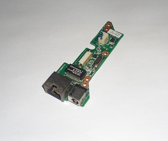 Placa Conector de Carga Notebook Positivo 7690 E227809 35gwmb430-co