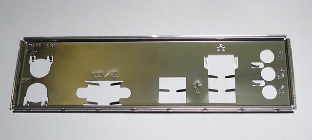 Espelho Traseiro da Placa Mãe GA-78LMT-S2
