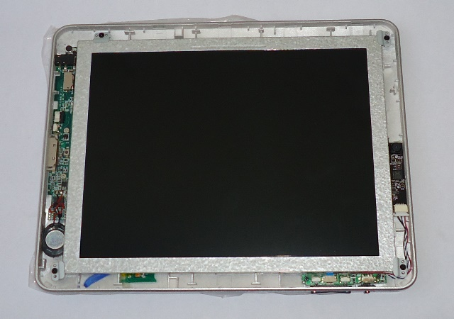 Tablet Multilaser Life 4GB Atenção Faltando Touch