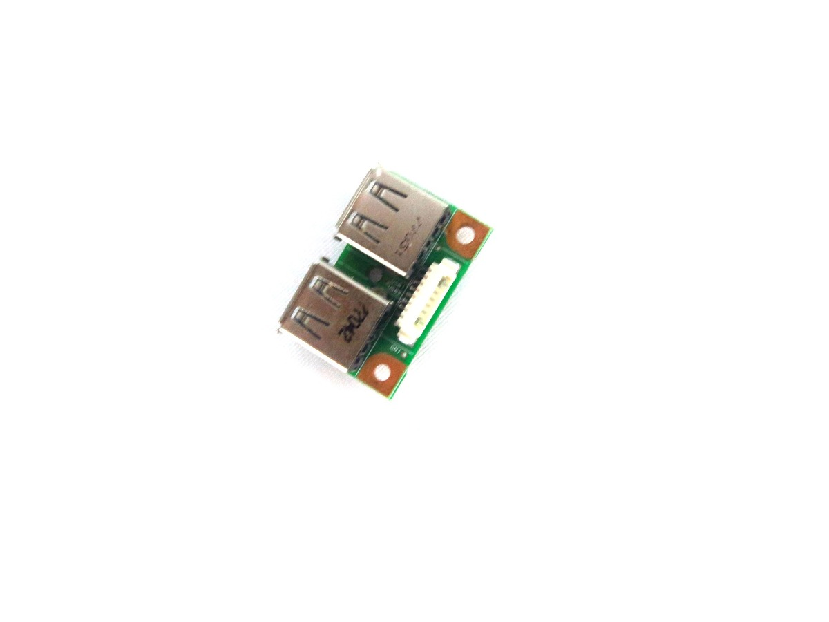 Placa Conector USB Notebook HP Dv2500