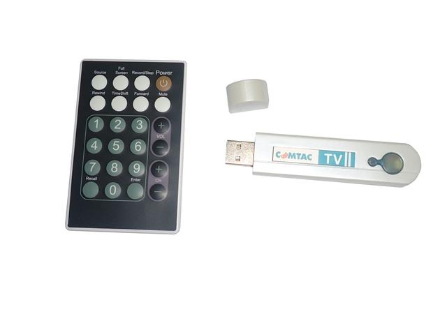 Placa de Captura Analógica USB Tv Comtac 9123