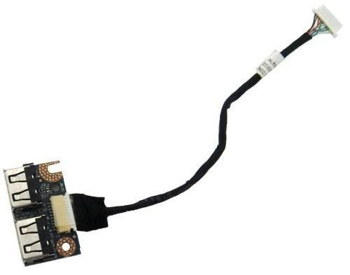 Placa USB Notebook HP Dv4 Compaq CQ40 Dv4 1120br