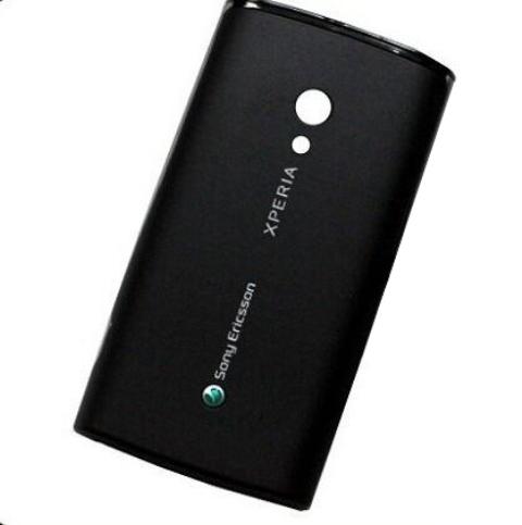 Tampa Traseira Sony Ericsson Xperia X10 Preta