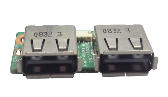 Placa Conector USB Notebook HP Pavilion DV5