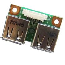 Placa Conector USB Notebook HP Pavillion DV2500