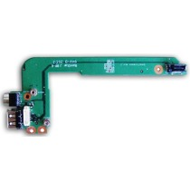 Placa Conector de Carga e USB DA0CT3TB6C6 Notebook HP DV1000