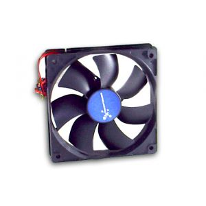 Fan Maxpower 120x120x25 Black 4pin Mpfan12sb4