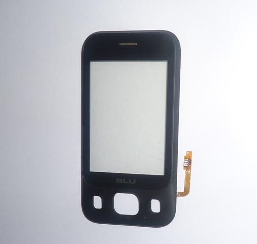 Tela Touch Celular Blu Hero II S190i Preta Semi Nova