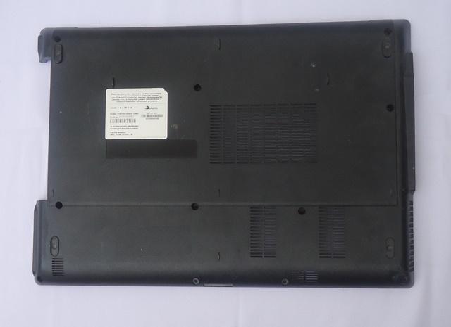 Carcaça Base Notebook Positivo Unique S1990 Preta Semi Nova