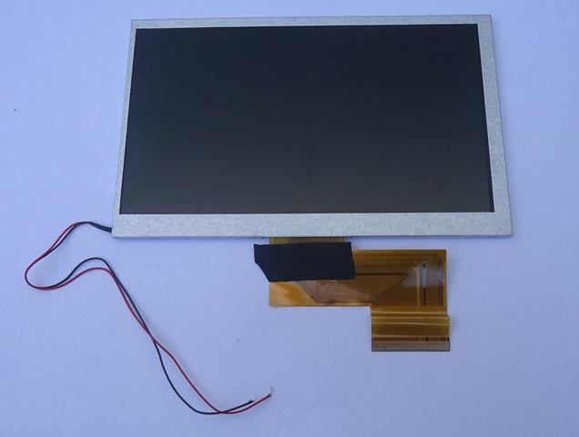 Tela Display Tablet Kaiomy Icloud 723