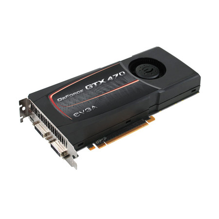VGA EVGA 1280 MB (1,2GB) GeForce GTX 470 DDR5 PCI-Express 012-P3-1470-TR