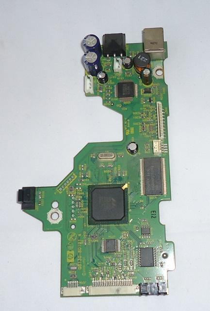 Placa Lógica Impressora HP Deskjet F380 Semi Nova