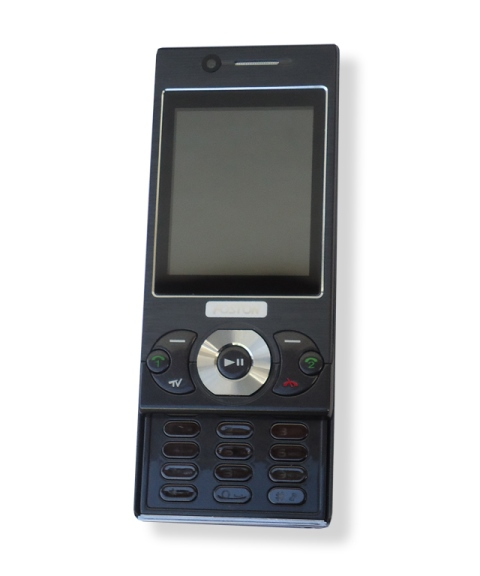 Celular MP10  Foston FS-990T Touch Screen Bluetooth Dual Chip TV FM Java Prata e Preto