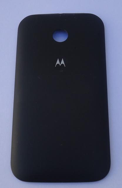 Tampa Traseira Motorola Moto E XT-1022 Preta Semi Nova