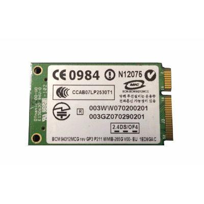 Placa de Rede Wi-Fi Wireless N12075 Notebook HP Pavilion DV4-1120BR