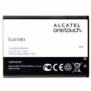 Bateria TLI019B1 3.8V 1900mAh Celular Alcatel One Touch Pop C7 7040e