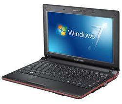Netbook Samsung N150 - 160GB/1GB/WIN7 - PRETO