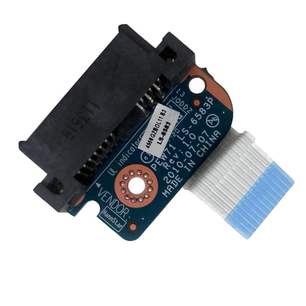 Conector Sata LS-6583P Notebook Acer Aspire 5253
