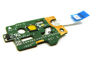 Placa Conector Botão Power DA0U83PB6E0 Notebook HP 14-AC141BR