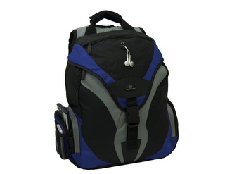 Mochila Autentic P/ Notebook 15.4´ - AUMO-A0005 - Azul
