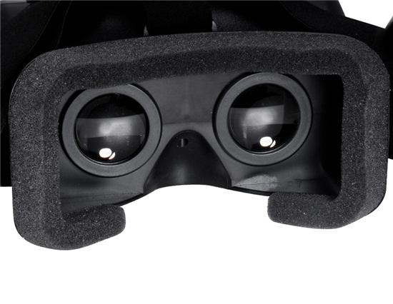 Óculos de Realidade Virtual 3D P/ Celular de 5.5 á 6.3 Polegadas