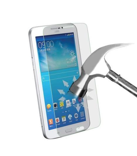 Película De Vidro Temperado p/ Tablet Samsung Galaxy Tab T230