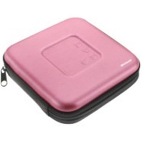 Porta CD Multilaser P/ 24 Unidades CA039 - Rosa